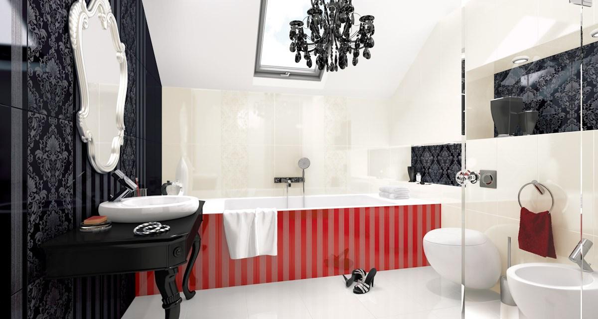 Jak Urządzić łazienkę W Stylu Glamour Praktyczny Poradnik